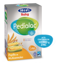 Pedialac Multicereales 500gr.